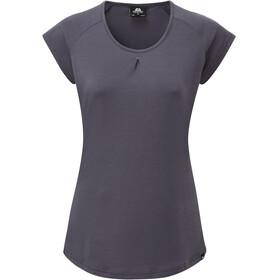 Mountain Equipment Equinox Kortærmet T-shirt Damer grå